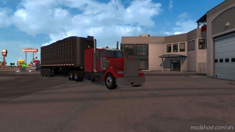 Kenworth W900EX [1.36] for American Truck Simulator