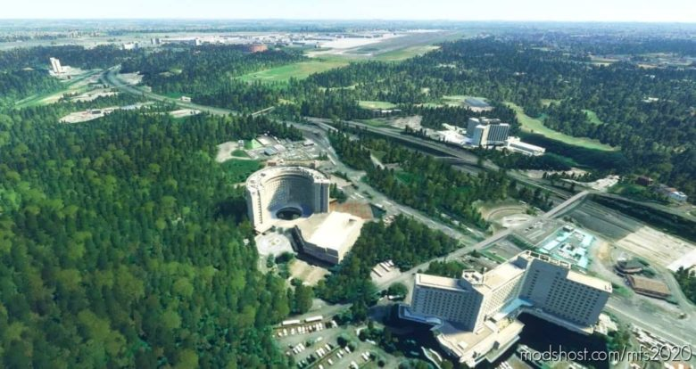 Narita Japan for Microsoft Flight Simulator 2020