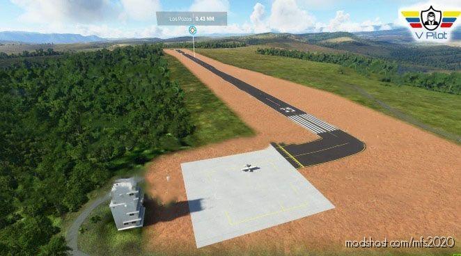 LOS Pozos Airport, SAN GIL, Santander, Colombia Sksg for Microsoft Flight Simulator 2020
