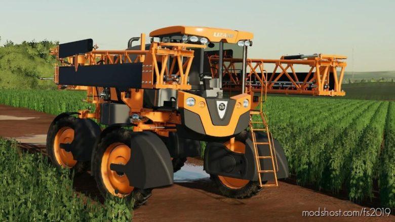 Uniport 4530 for Farming Simulator 19