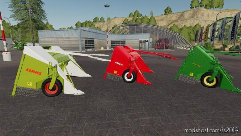 Lizard Poplar Cutter for Farming Simulator 19