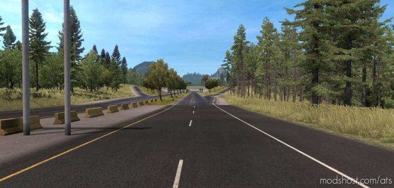 Great America V1.6.5 [1.39] for American Truck Simulator