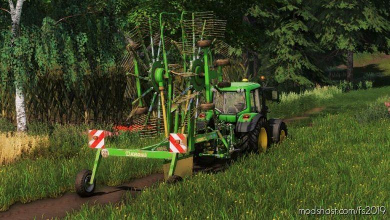 Krone Swadro 900 for Farming Simulator 19