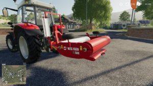 Metalfach Z560 for Farming Simulator 19