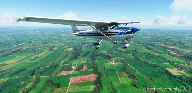 C172SP Hawera Aero Club (Classic) for Microsoft Flight Simulator 2020