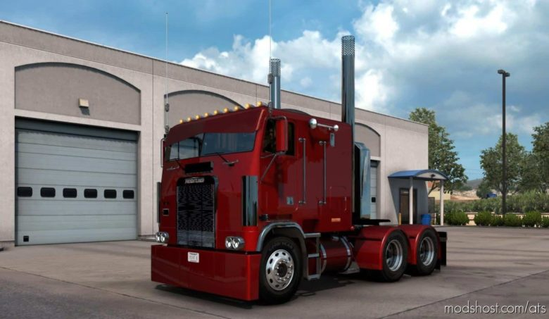 Freightliner Flb/Fla Custom Truck [1.39] for American Truck Simulator