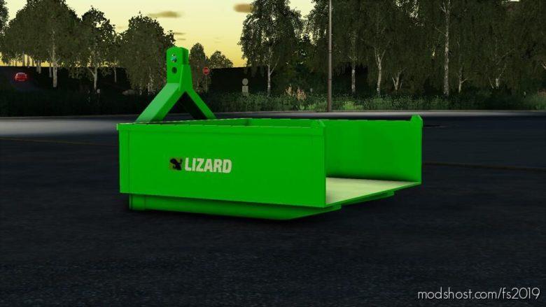Lizard Music Menges for Farming Simulator 19