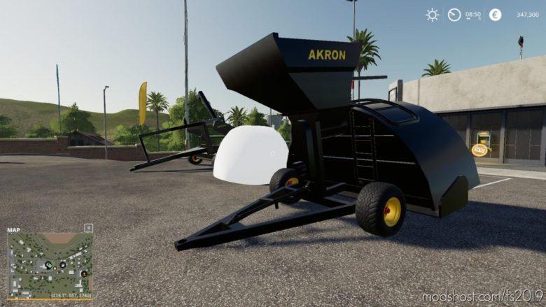 Pack Akron for Farming Simulator 19