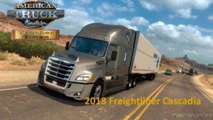 Freightliner Cascadia 2018 Truck V1.18 Fixed [1.39] for American Truck Simulator