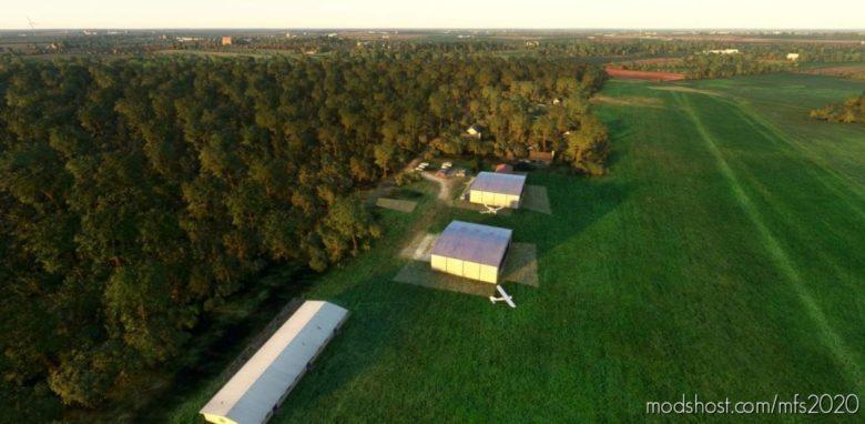 Ekba Bolhede Glider Field for Microsoft Flight Simulator 2020