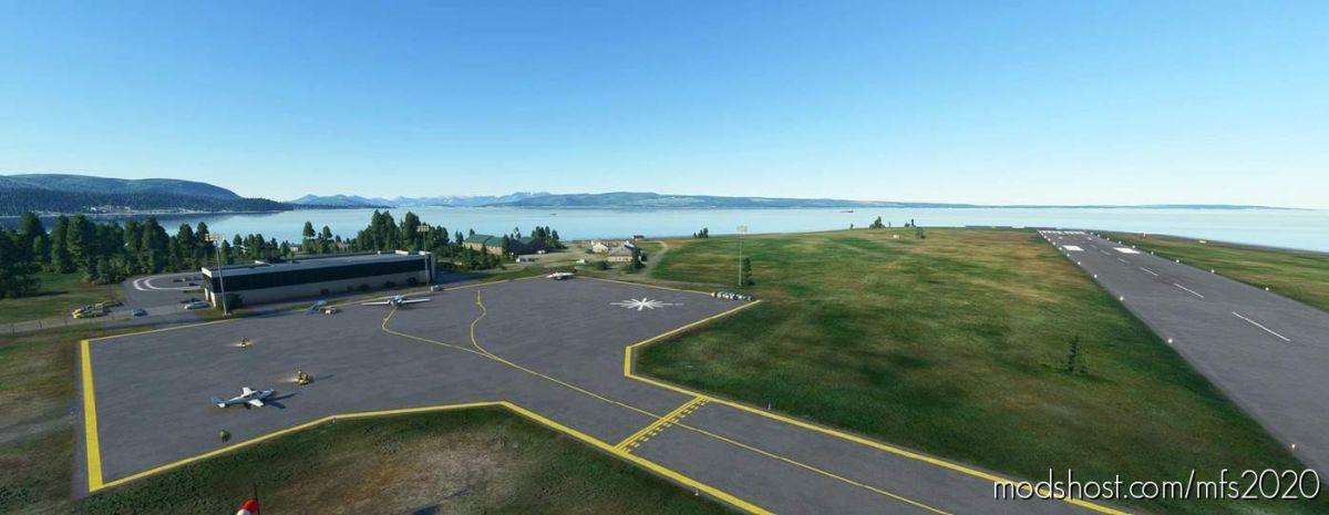 Sandspit British Columbia Cyzp for Microsoft Flight Simulator 2020
