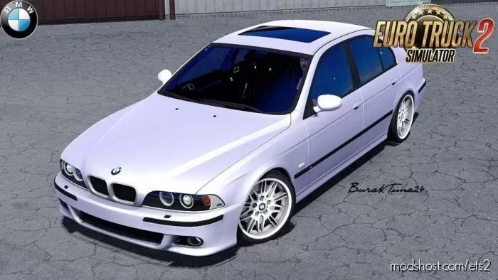 BMW M5 E39 By Buraktuna24 [1.38.X] – Updated for Euro Truck Simulator 2