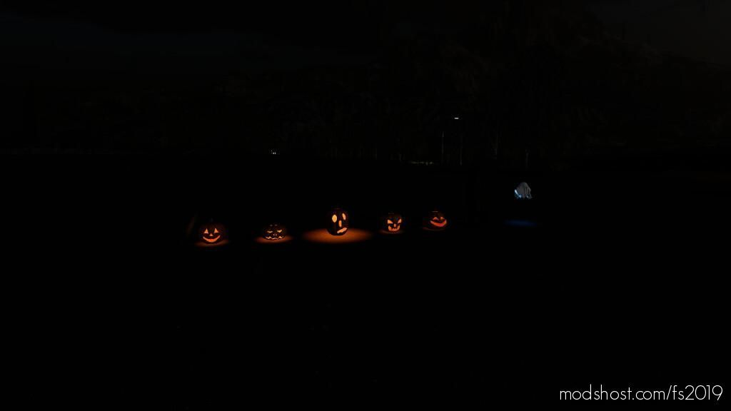 Pack Halloween for Farming Simulator 19