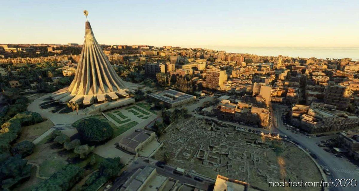 Italy – Siracusa (Syracuse) for Microsoft Flight Simulator 2020