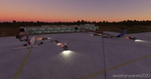Matale Rajapaksa International Airport SRI Lanka for Microsoft Flight Simulator 2020