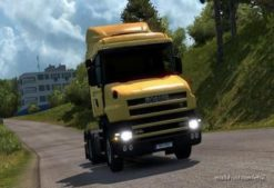 Scania R4 Series Addon For RJL Scania V2.3.0 [1.39.X] for Euro Truck Simulator 2