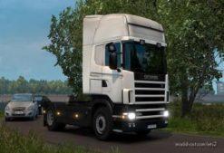Scania T4 Series Addon For RJL Scania V2.3.0 [1.39.X] for Euro Truck Simulator 2