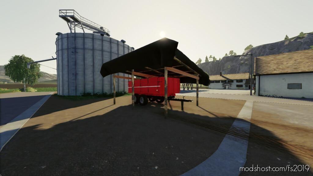 Wooden Shack for Farming Simulator 19