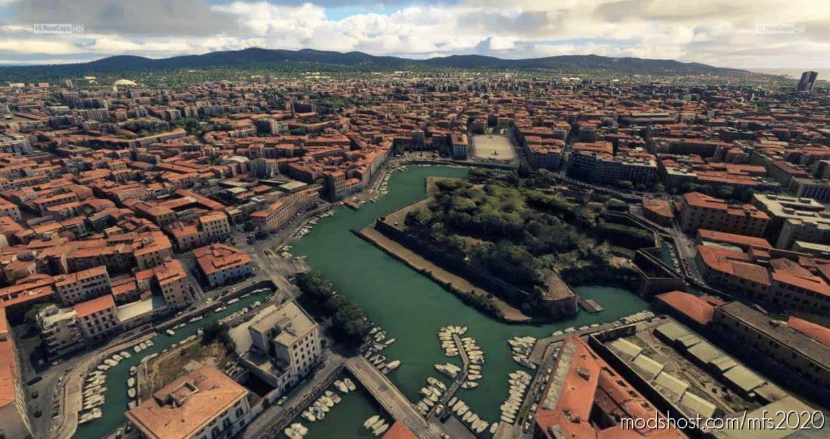 Italy – Livorno for Microsoft Flight Simulator 2020