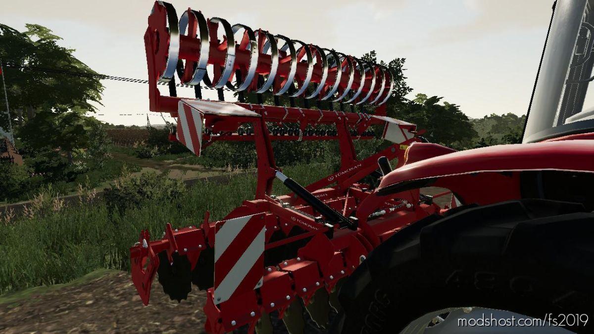 Tümosan Disk Tiller for Farming Simulator 19