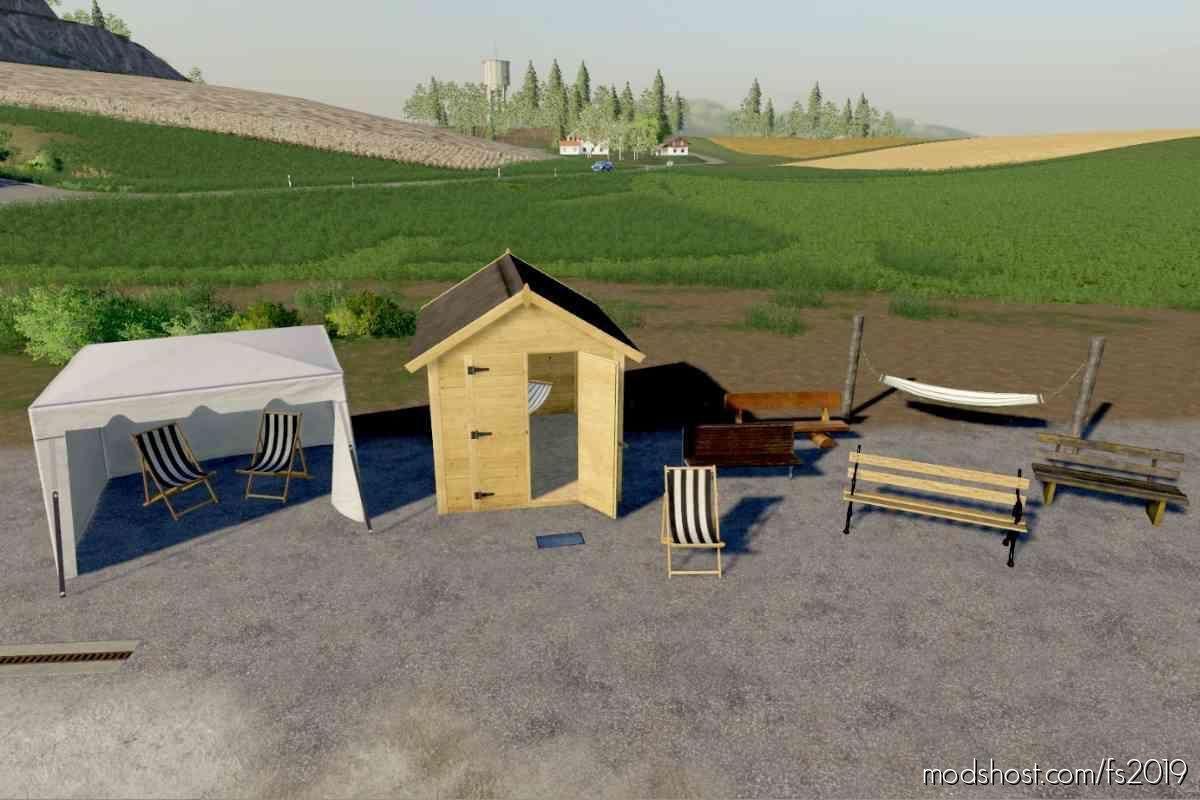 Hobo Farmhouse Pack for Farming Simulator 19