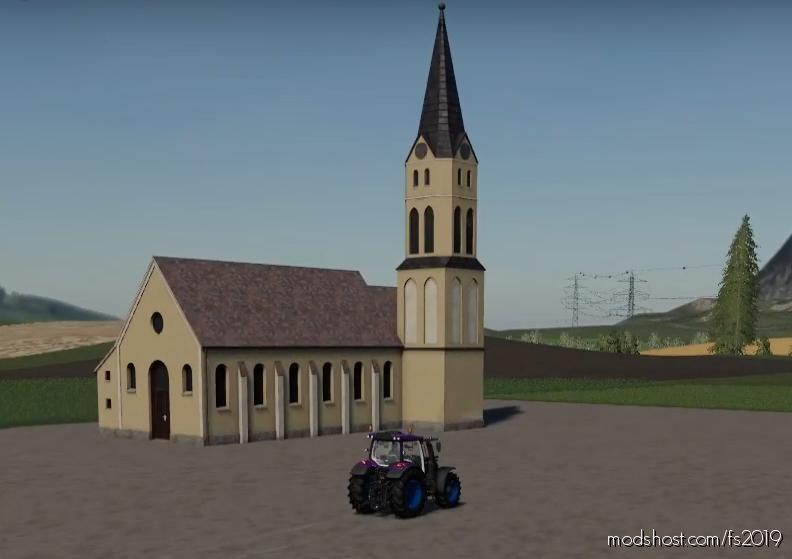 Church Traditional for Farming Simulator 19
