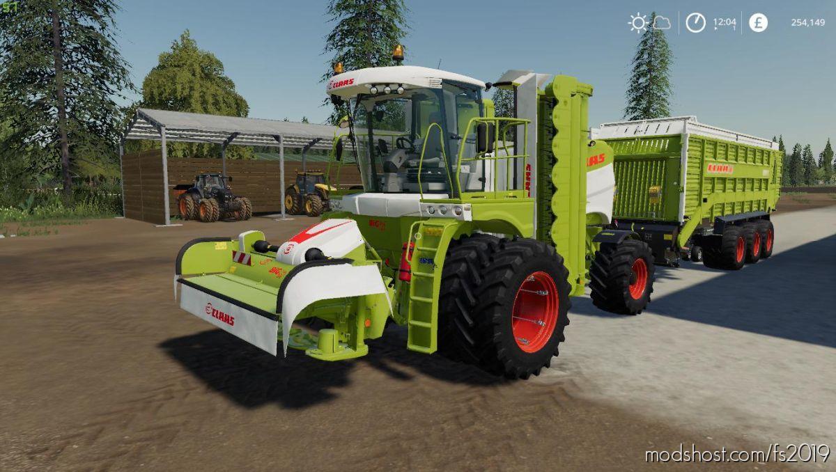 Bigm450 Update By Stevie for Farming Simulator 19
