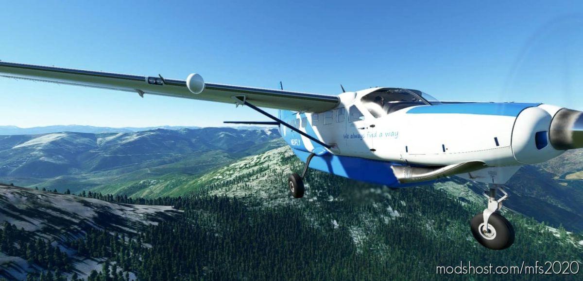 C208B Neofly for Microsoft Flight Simulator 2020