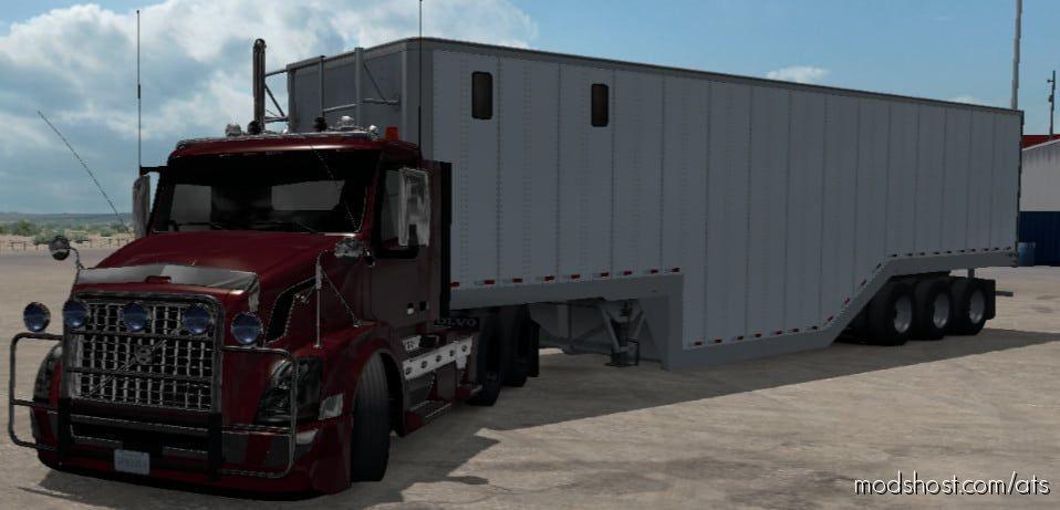 Volvo VNL Custom [1.39] for American Truck Simulator