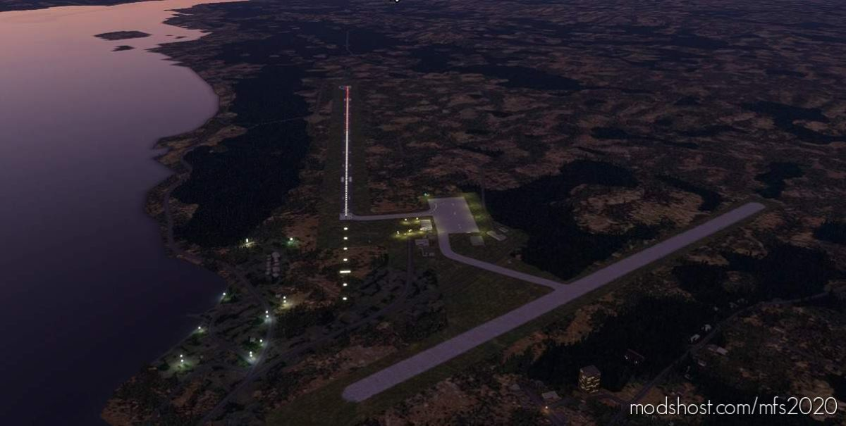 Cyvp – Kuujjuaq – Canada V0.1.0 for Microsoft Flight Simulator 2020