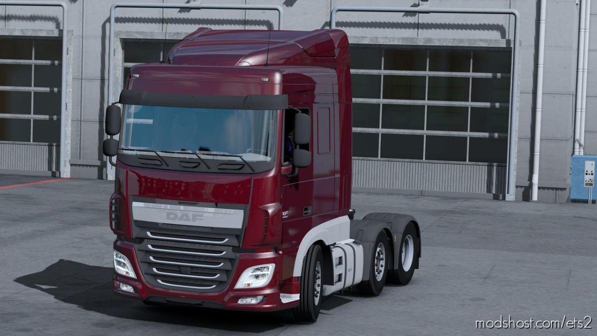 DAF XF 106-116 V7.5 [1.38] for Euro Truck Simulator 2