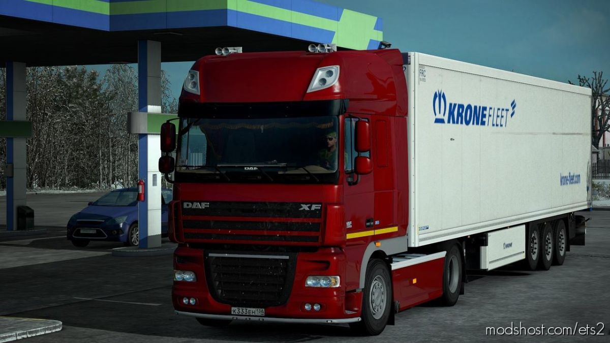 DAF XF 105.460 V1.2 [1.38] for Euro Truck Simulator 2