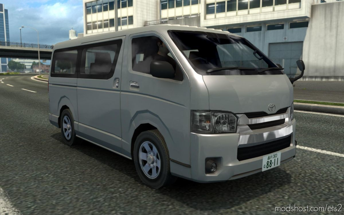 Tokyobayshore [1.39] for Euro Truck Simulator 2