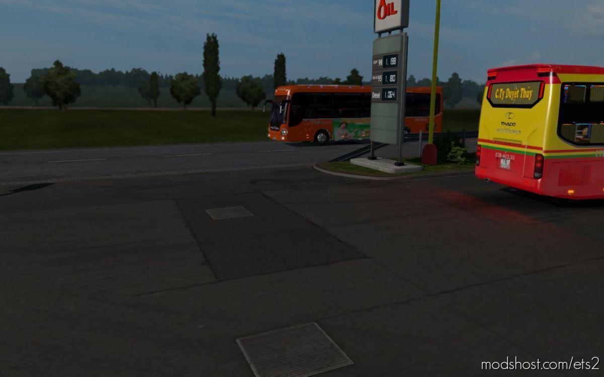 Mod Traffic Thaco Vietnam By Haidang for Euro Truck Simulator 2