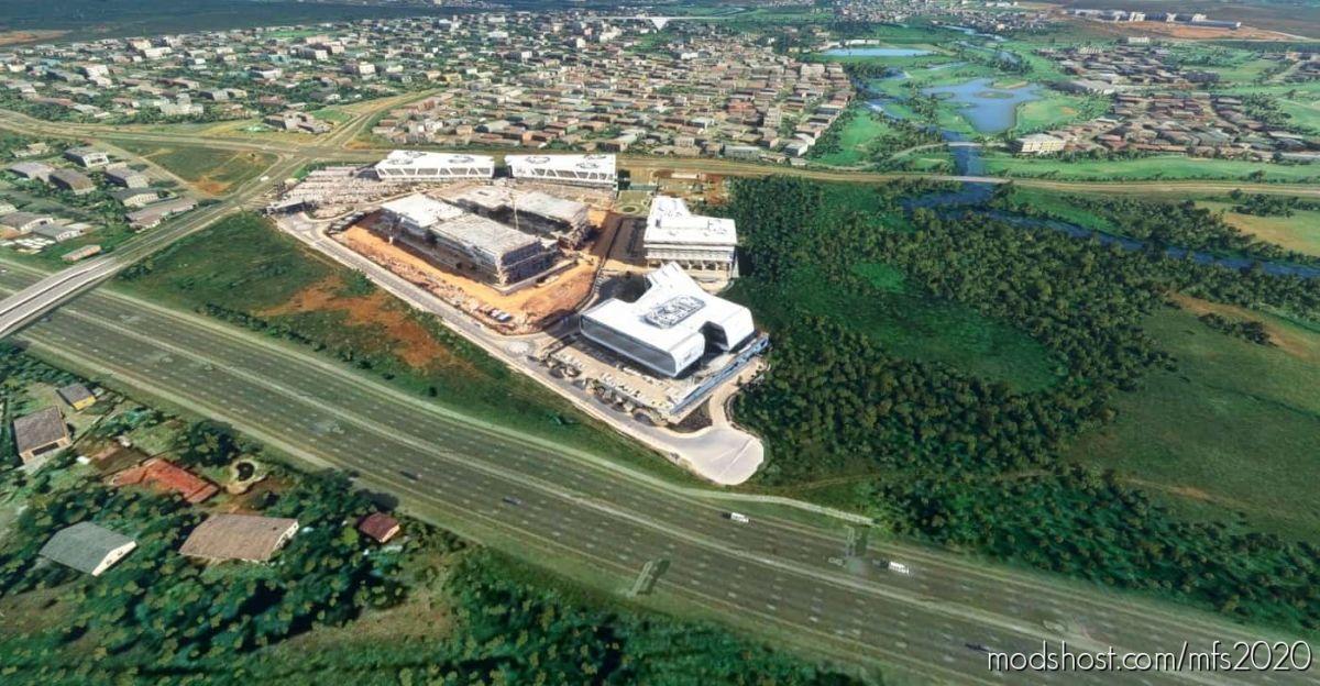 Centurion Buildings 2 for Microsoft Flight Simulator 2020