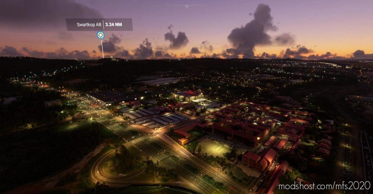 South African AIR Force HQ (Pretoria) for Microsoft Flight Simulator 2020