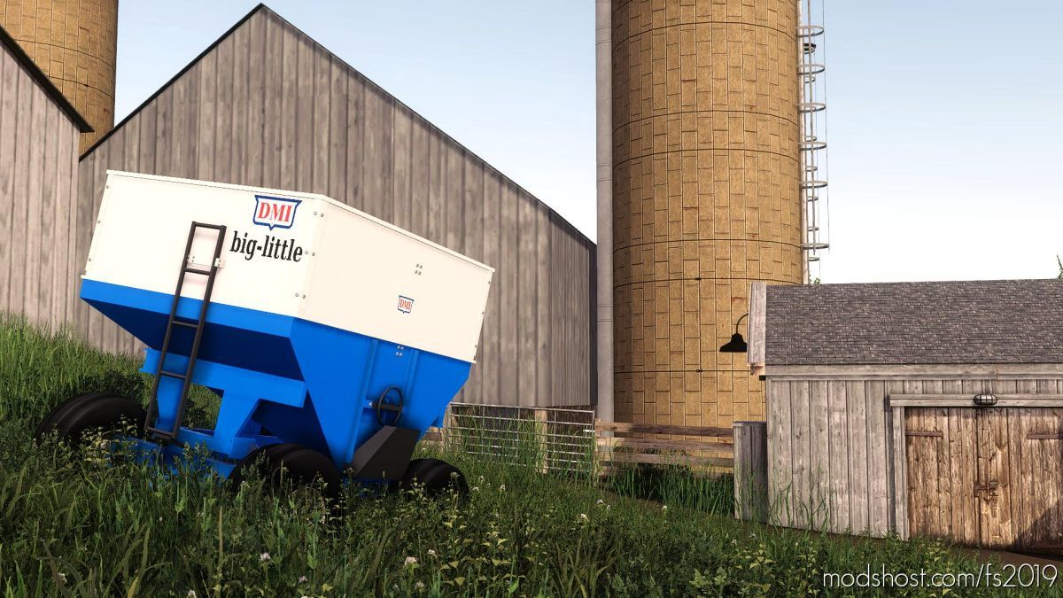 DMI Big-Little for Farming Simulator 19
