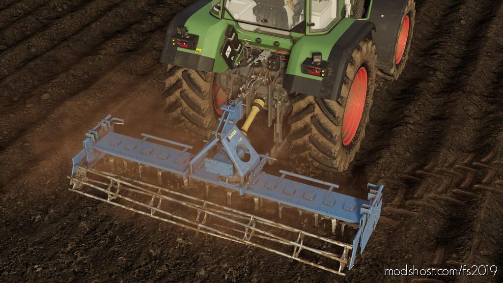 Rabe MKE 400 for Farming Simulator 19