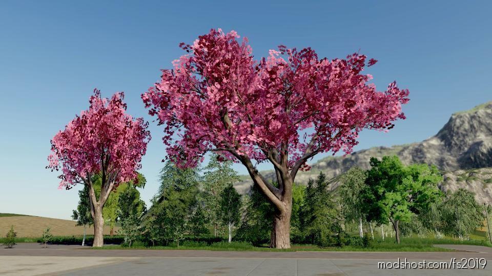 Tree Pack Granny Tana for Farming Simulator 19