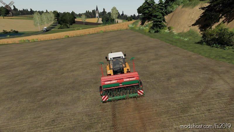 Agro Masz SR300 for Farming Simulator 19