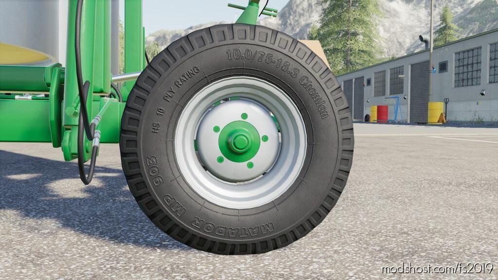 Matador Wheels Pack (Prefab) for Farming Simulator 19
