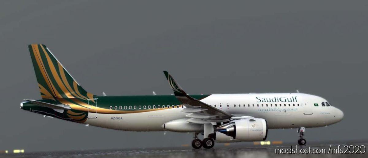 Saudi Gulf [Patch 5] for Microsoft Flight Simulator 2020