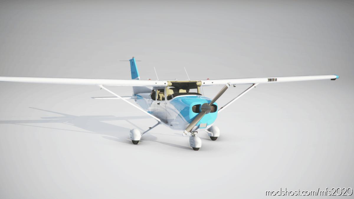 Cessna 172SP G1000 – 10 Livery Pack for Microsoft Flight Simulator 2020