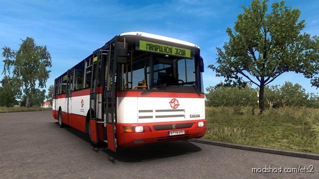 Karosa 95X Pack [1.39] for Euro Truck Simulator 2