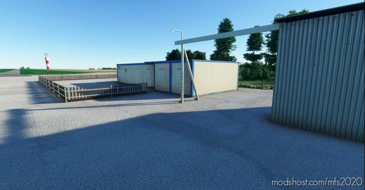 Panensky Tynec Airport (Lkpc) for Microsoft Flight Simulator 2020