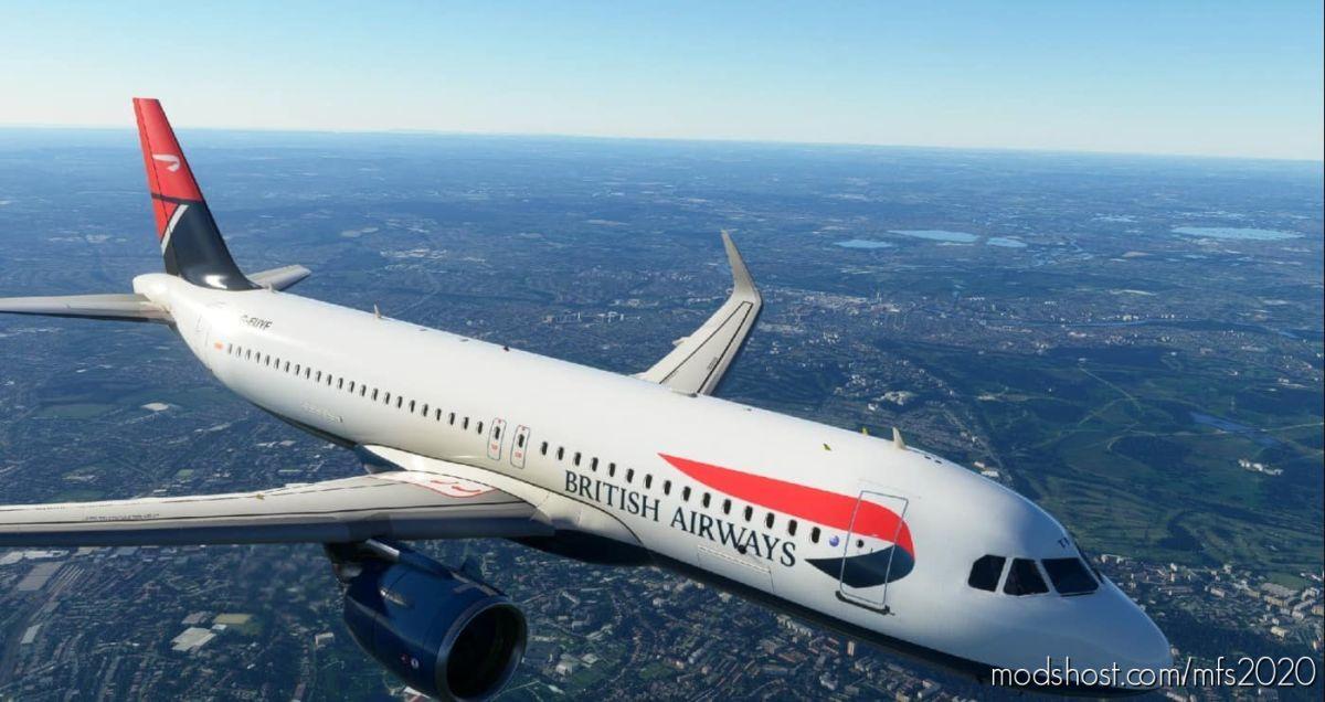 A320 – British Airways (Concept) for Microsoft Flight Simulator 2020