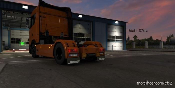 Stiholt Mudflap Next GEN for Euro Truck Simulator 2