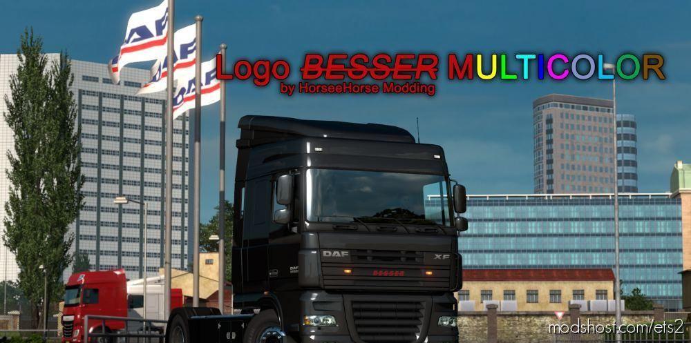 BIG Pack Logo [1.39.X] for Euro Truck Simulator 2