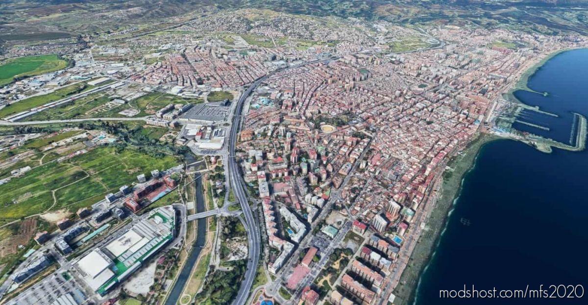 Fuengirola,Spain for Microsoft Flight Simulator 2020