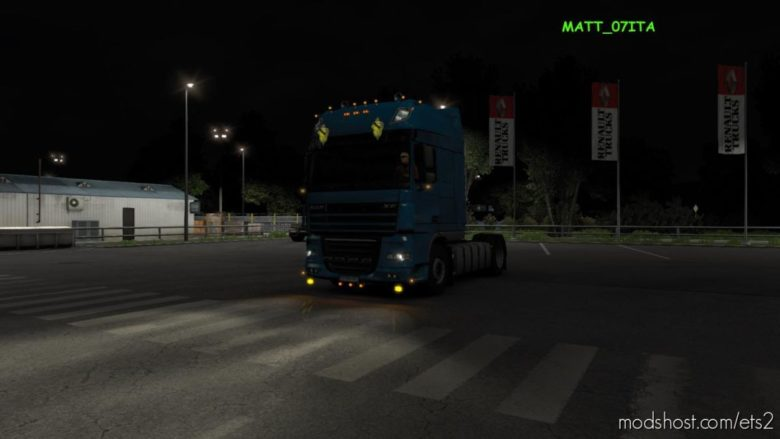 BIG Slot Pack For DAF XF 105 [1.39] for Euro Truck Simulator 2